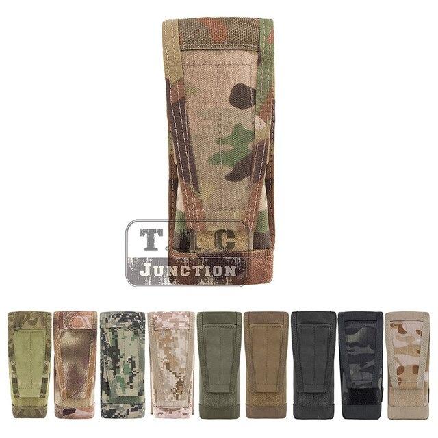 Emerson Тактический модульный M4 M16 AR15 5,56. 223 Один Подсумок разгрузка emersongear Mag сумка для боеприпасов держатель-Мультикам MC