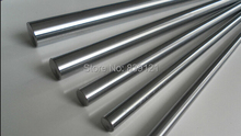 Hot sales harden chromed linear motion round shaft linear shaft rod for CNC DIY length 100mm Dia. 8mm for cnc machine(China)