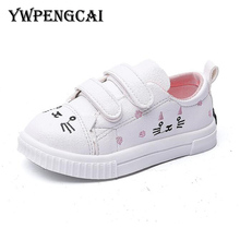 Size 21-30 Toddler Girl Shoes 2020 Spring Autumn Kids