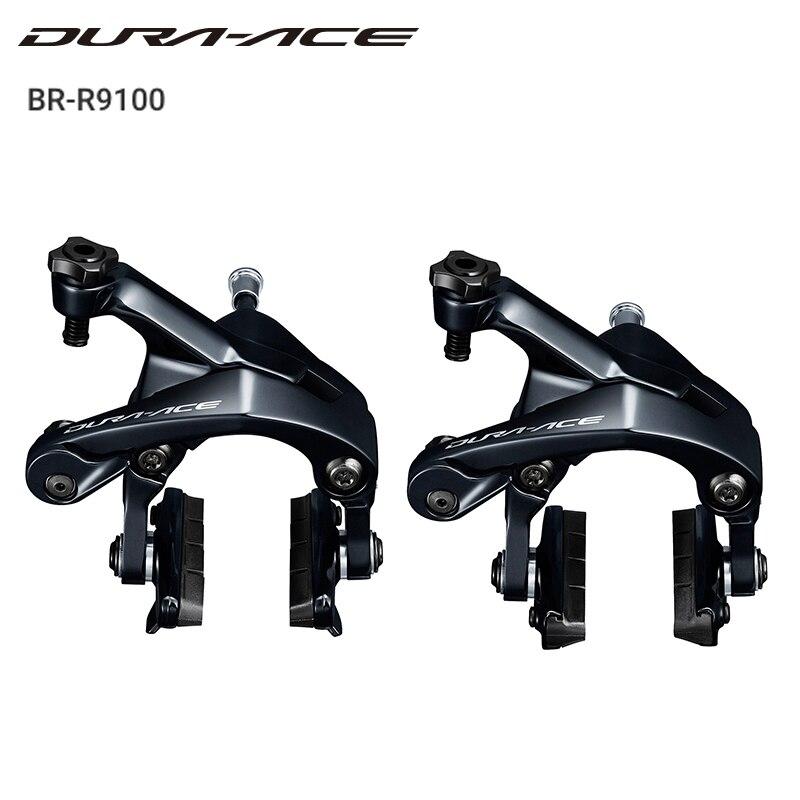 SHIMANO DURA-ACE R9100 BR 9100 étrier frein route vélo partie vélo avant et arrière noir pince de frein