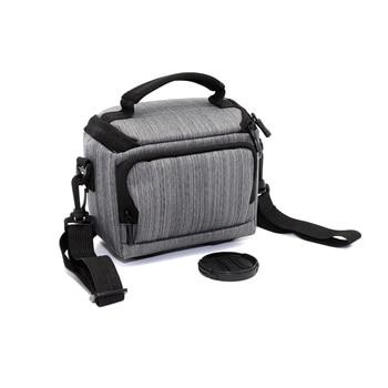 Kamera Çantası Çantası için Nikon 1 AW1 J5 J4 J3 J2 J1 V3 V2 V1 S2 S1 CoolPix B500 B700 p900 P900s P610 P600 L840 L830 L820 L810 L320