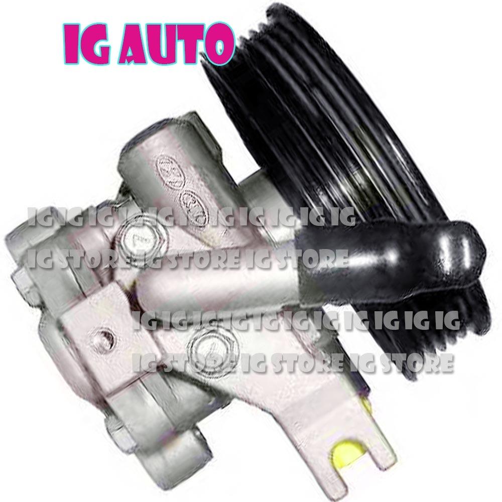 New Power Steering Pump For Hyundai Tucson 2.0L l4 Gas OEM NO. 57100-2E000 571002E000 4pcs set smoke sun rain visor vent window deflector shield guard shade for hyundai tucson 2016