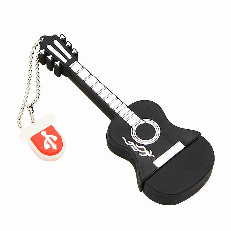 Image 5 - Musical Instruments USB Flash Drive 32gb Piano/Guitar/Microphone Pen Drive 64gb 128gb 16gb 4gb 8gb Usb Disk High Speed Pendrive-in USB Flash Drives from Computer & Office