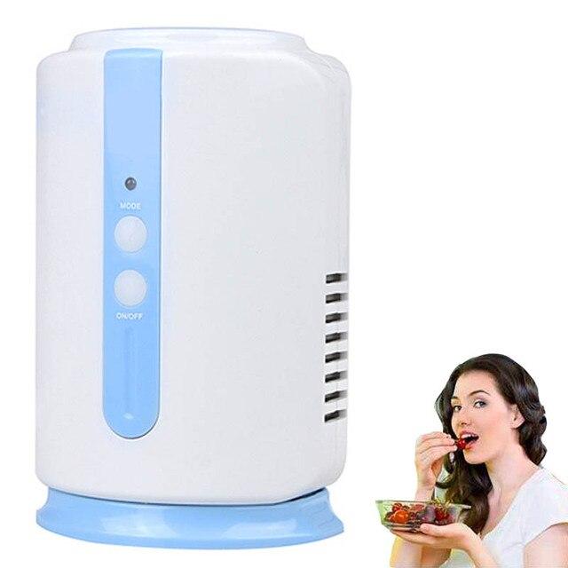 Kühlschrank Desinfizieren ozon generator kühlschrank obst gemüse lebensmittel kleiderschrank