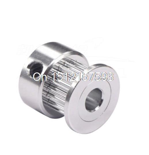 ̿̿̿(•̪ )2GT6 16 agujero dientes 5mm Correa polea rueda de engranaje ...