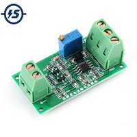 4-20mA zu 0-5 v Strom zu Spannung Konverter Signal Umwandlung Modul I/V Converter Analog Ausgang Bord 2,5 v/5 v/3,3 v/10 v/15 v