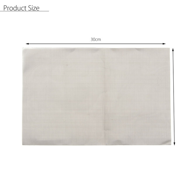 200 Mesh Stainless Steel Woven Wire 30 x 20cm Filtration Grill Sheet ...