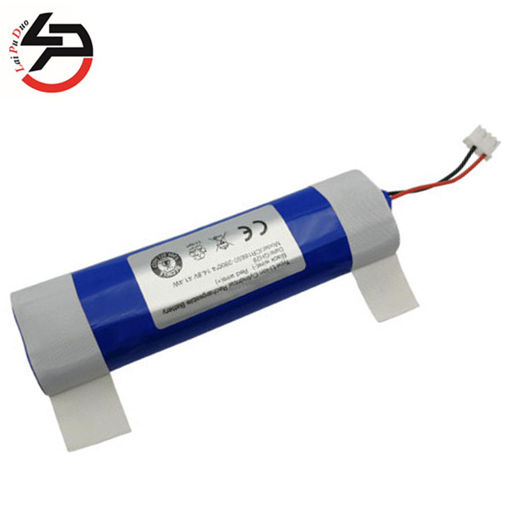 for Ecovacs 14.8v 2800mah li-ion Replacement sweeping robot DK35 DK33 DN55 DN56 DN520 DJ35 DJ36