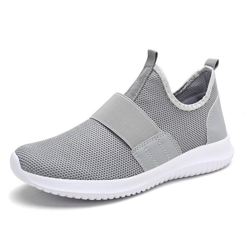 Noir Occasionnels Sneakers Maille 45 Masculino Casual Tendance Adulte gris rouge Hommes De 2019 Homme Mode Printemps Chaussures Confortable D'été Tenis blanc 46 qfxYUgwY