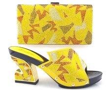 แอฟริกันรองเท้าอิตาลีกับถุงที่ตรงกับพรรค,รองเท้าที่มีคุณภาพสูงและกระเป๋าที่กำหนดไว้สำหรับงานแต่งงาน(Szie: 37หรือ43)! MVZ1-3