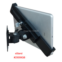 universal 7 10.1 inch tablet security wall mount display on shop mounting bracket holder for Samsung Galaxy Tab A/S 9.7