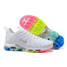 Nike Air Max Plus Tn Women s Running Shoes Shock Absorbing Breathable 2019  Women s Running Shoes TN Nike 36 40-in Running Shoes from Sports    Entertainment ... ece9dd2e265a