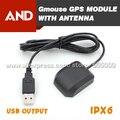 GPS приемник GPS Модуль с Антенной интерфейсом USB G Mouse ВК-162 Заменить BU-353 S4