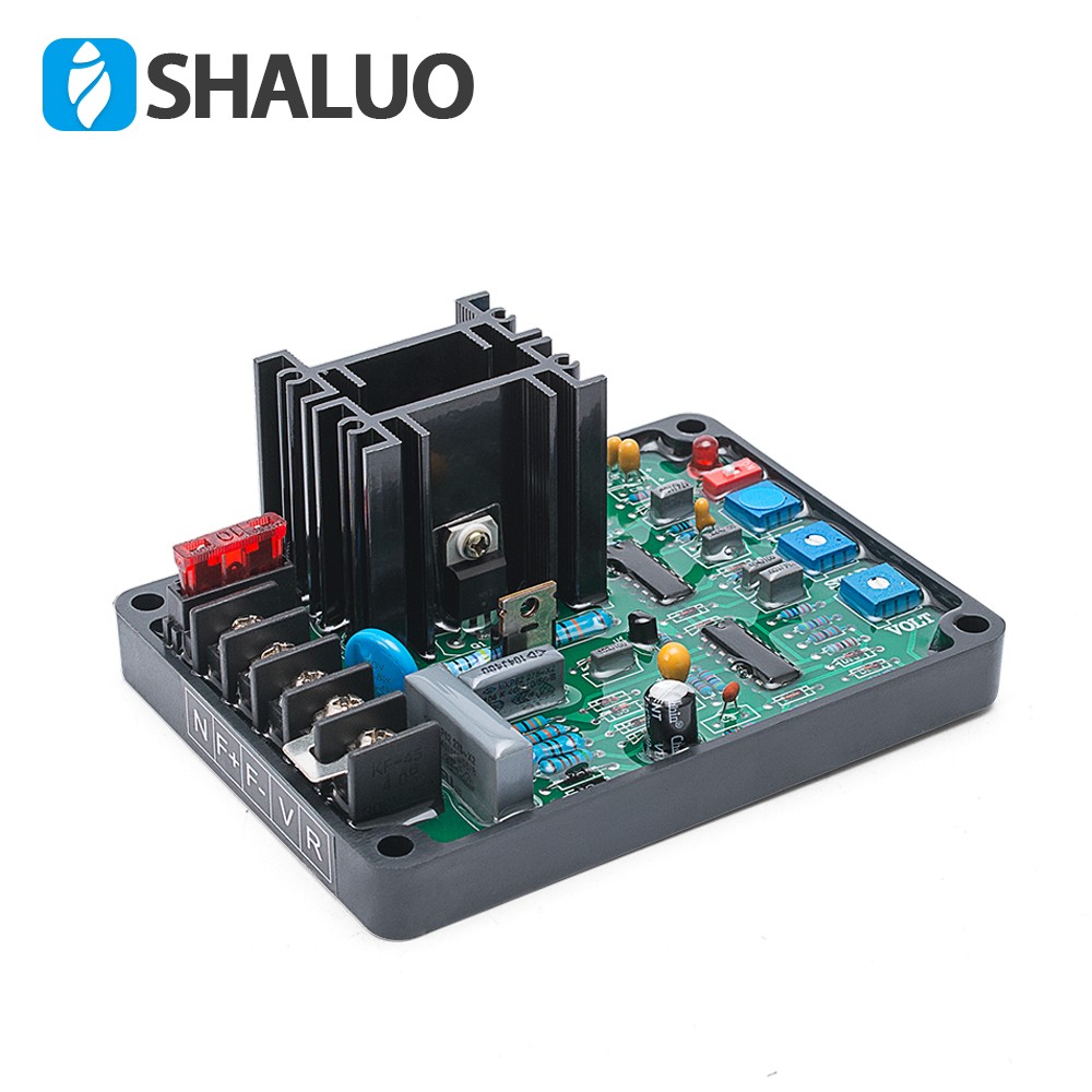 GAVR12A AVR Generator Automatic Voltage Regulator universal brushless motor ac alternator part electric controller stabilizer цена