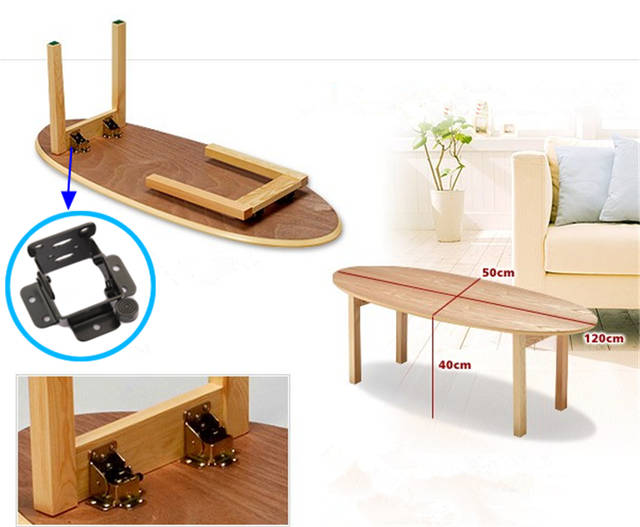 Online Furniture Hardware Foldable Joint Self Lock Folding