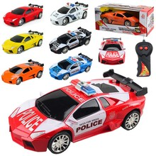 1:24 Model Electric Police RC Cars 2 channels Remote Control