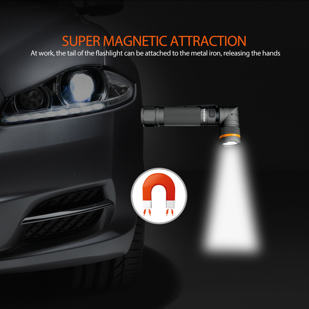 10 Waterproof Flashlight