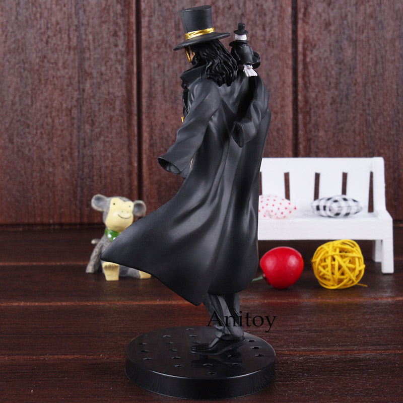Creator x Creator Rob Rucchi One Piece Film Gold PVC Anime Action Figurine One Piece Figure Collectible Model Toy