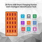 100W 20-Port USB Hub...