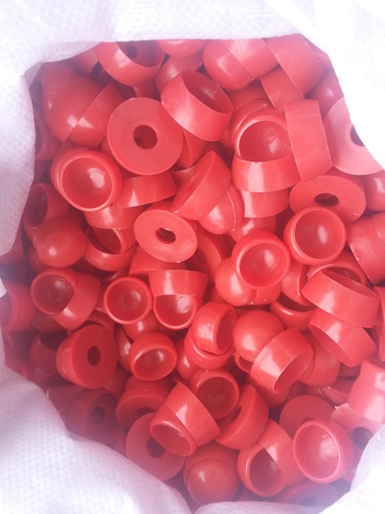 Indoor Playground Plastic Screw Covers