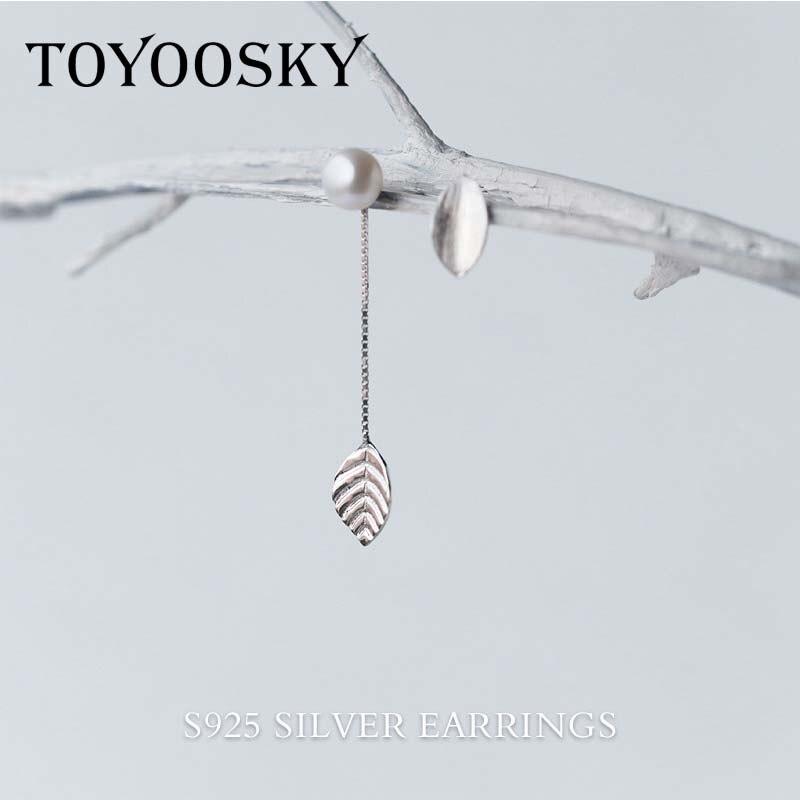 TOYOOSKY Earrings 925 Sterling