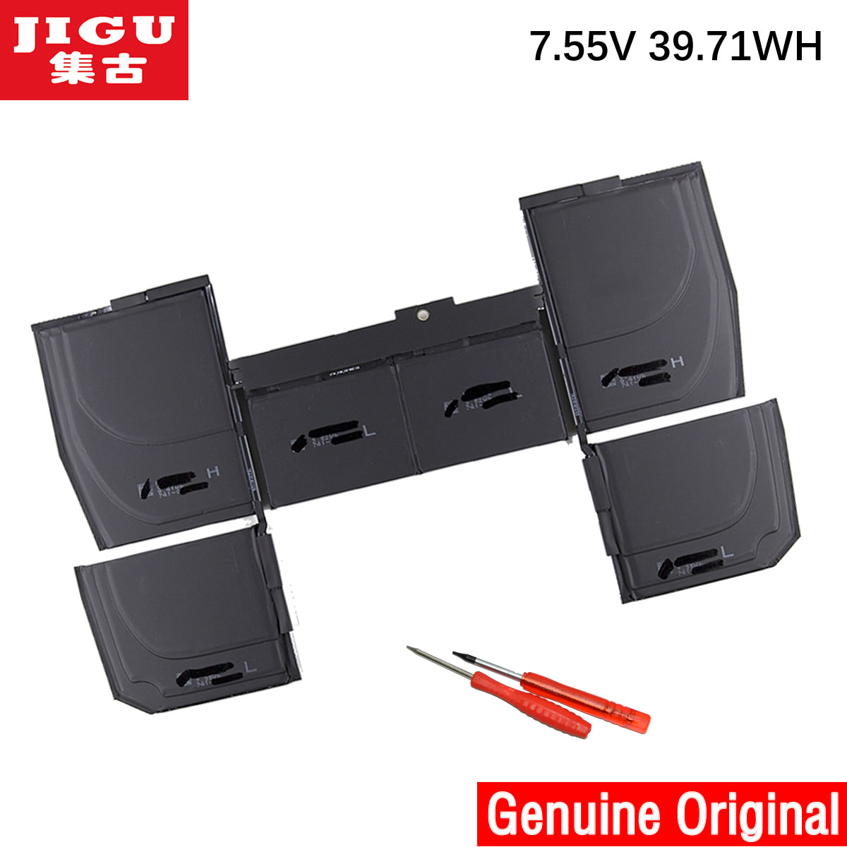 все цены на JIGU A1527 Original Laptop Battery For APPLE MacBook 12