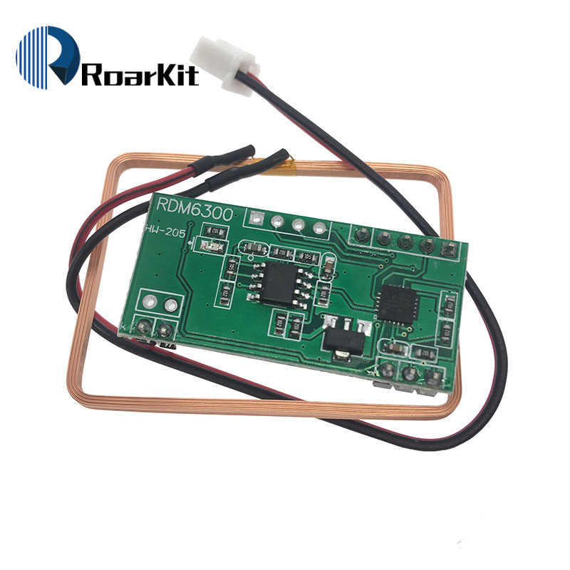 Detail Feedback Questions about Free shipping! UART 125Khz