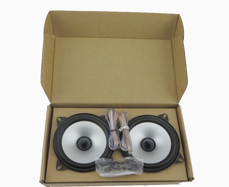 2019 Hot 2 X 4'' inch Car Speaker Automobile Automotive Car HIFI Full Range Bubble Gum Edge Speakers