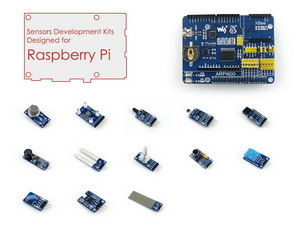 Raspberry Pi Model B Plus Accessories Pack Including ARPI Expansion Board