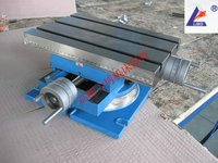 AKP 1 rotary table, drilling and milling machine cross table, 330 * 220