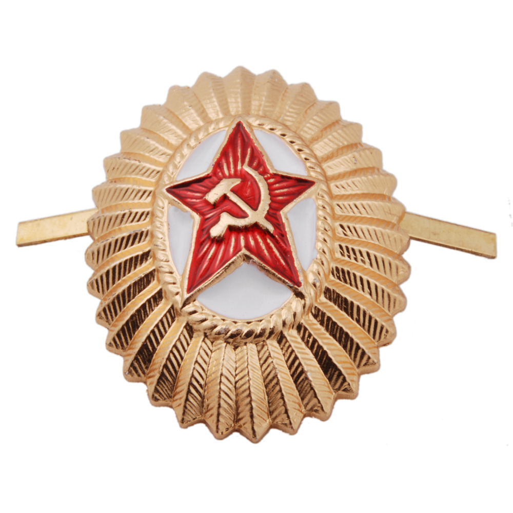Soviet Union Ussr Army Military Badge Cockade 36284 On Aliexpress