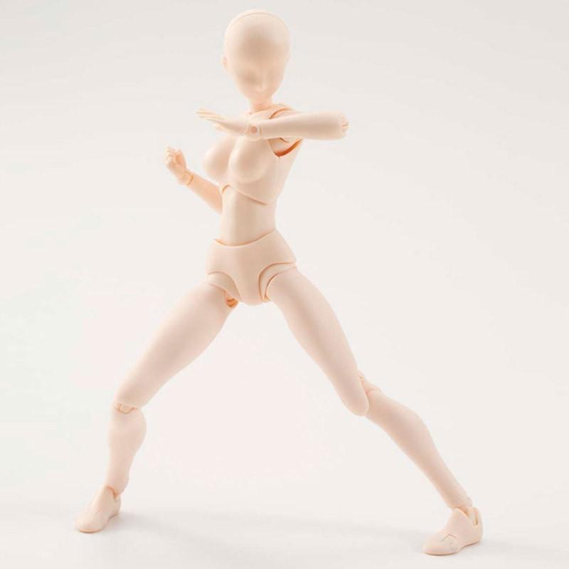 6 Types 2 Colors SHFiguarts Body Chan Body Kun Black Skin Color Ver PVC Action Figure Collectible Model Toy (24)