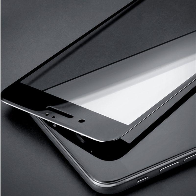 imágenes para 10 UNIDS 3D Curvada Cubierta Completa de Vidrio Templado Al Por Mayor Para El Iphone 7 7 6 S Más Protectores de Pantalla de Cine Para El Iphone 6 pelicula de vidro
