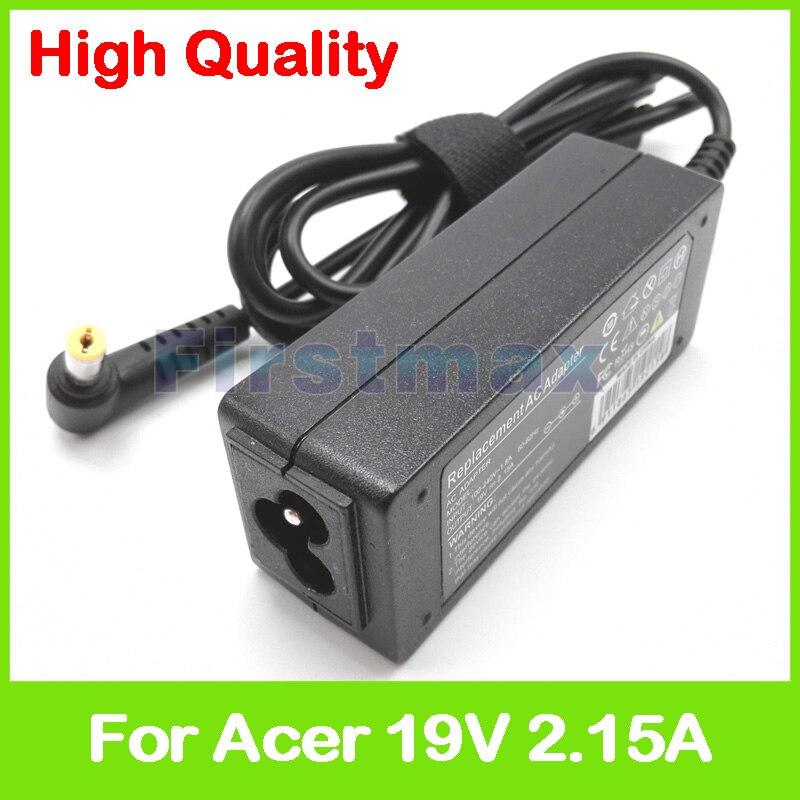 40W 19V 2.15A AC Power Adapter Supply For Acer Aspire E1-470 E1-472 E15 Touch E1-510 E1-522 E1-530 E1-532 E1-570 Charger
