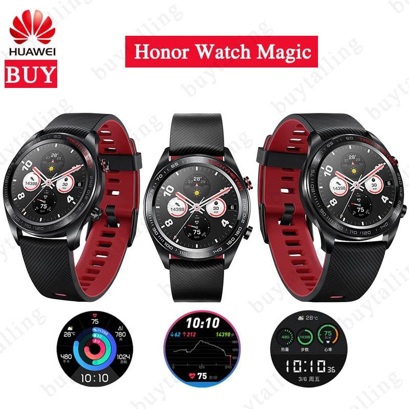 Original Huawei Honor Watch Magic Outdoor SmartWatch Sleek Slim Long Battery Life Support GPS NFC Coach