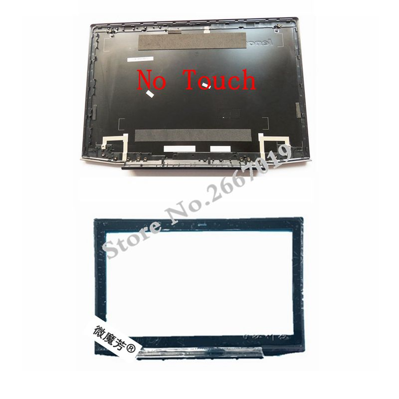 New Laptop Top LCD Back Cover for Lenovo Y50 Y50-70 Y50-70A Y50-70AM-IFI Y50-70AS-IS Y50-80 15.6 AM14R000400 black Non-touch new original lenovo y50 y50 70 15 6 lcd top back cover rear lid bezel no touch am14r000400