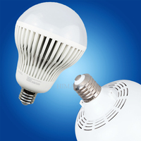 Toika 12 cái E40 36 wát 50 wát LED Bulb Cao Ánh Sáng Bay Bóng Đèn Pha Độ Sáng Cao Cho Nhà Máy/Kho/hội thảo LED Công Nghiệp đèn