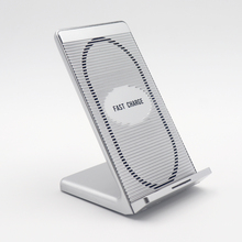 10 w беспроводное зарядное устройство с охлаждающим вентилятором Бесплатная доставка
