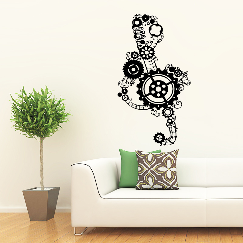 technology abstract wall stickers modern fashion wallpapers for man