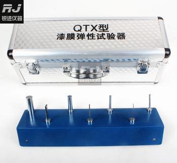(QTX film elasticity tester) elastometer QTX elastic device flexibility tester