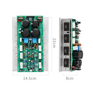 Image 4 - AIYIMA SanKen1494/3858 HIFI  Audio Amplifier Board 450W+450W Stereo AMP Mono 800W High Power Amplifier Board