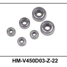 Walkera V450D03 spare parts HM-V450D03-Z-22 Bearing set