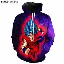3D Print Dragon Ball Z Hoodie Sweatshirts