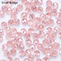 3 4 6mm Österreichischen Gemischte Farbe Runde Ball Kristall Perlen Für Herstellung Von Schmuck Frauen Diy Material Perles Lose Facettierten glas Perle Z132