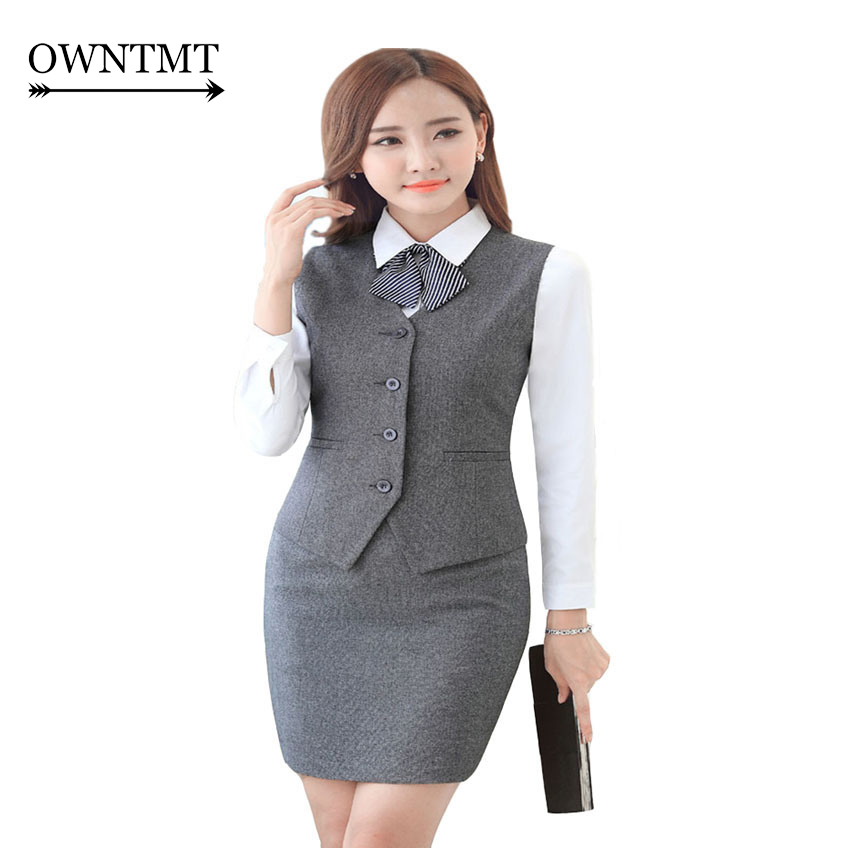Brilliant 3 Piece Womens Pant Suits Dress Yy