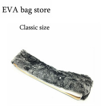 1 pcs khaki quilted bag trim new style for sale now for obag trim fur