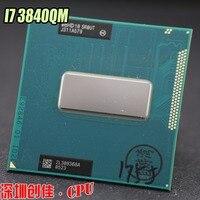 Оригинальный процессор Intel PGA I7 3840QM Процессор 2,8 г 8 м Кэш SR0UT ноутбука Процессор I7 3840QM Поддержка HM75 HM76 HM77
