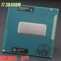 Original Processor Intel PGA I7 3840QM CPU 2.8G 8M Cache SR0UT Laptop Cpu I7 3840QM Support HM75 HM76 HM77