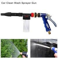 Foam Bottle Car Cleaning Foam Gun Self Suction Foam Applicator Multifunctional Household Watering Car Washing Tool