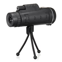 Best price 40×60 Monocular Outdoor Single Mini HD Monoculars for Cell Phone Camera Lens Zoom Telescope Spotting scope Optic lens Binoculars